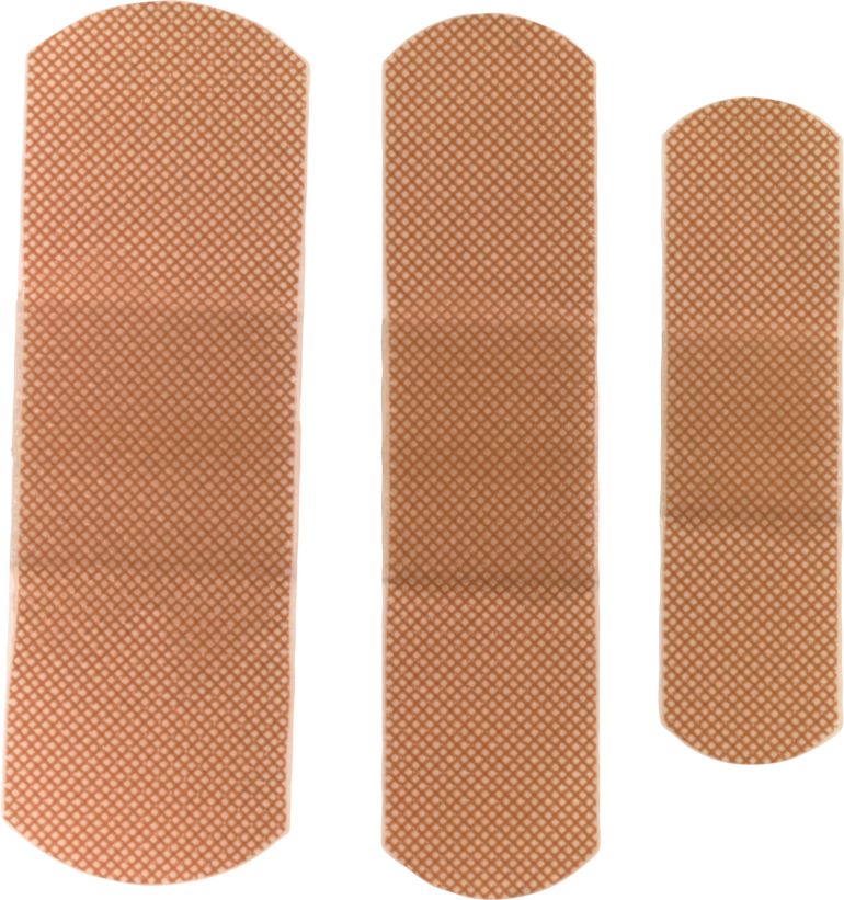 Салициловый пластырь от подошвенных бородавок 10