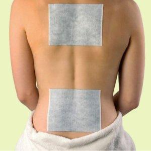 Пластырь от боли в спине: обзор наиболее популярных марок