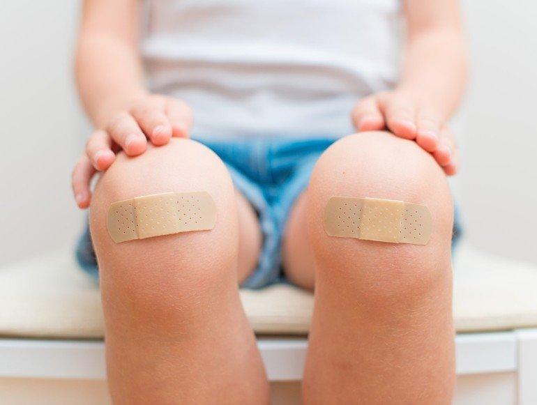 Какой пластырь использовать при болях в суставах